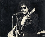 Bob Dylan Promo Print