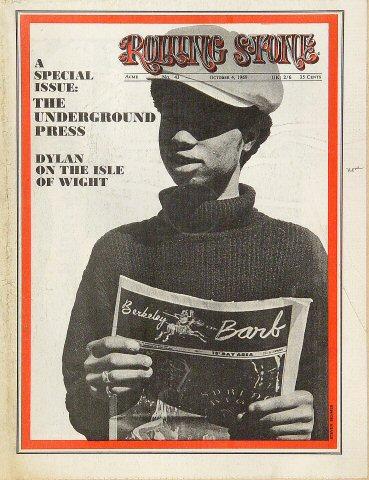 Bob DylanRolling Stone Magazine