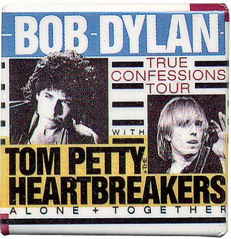 Bob DylanVintage Pin