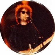 Bob Dylan Vintage Pin