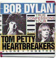 Tom Petty & the Heartbreakers Vintage Pin