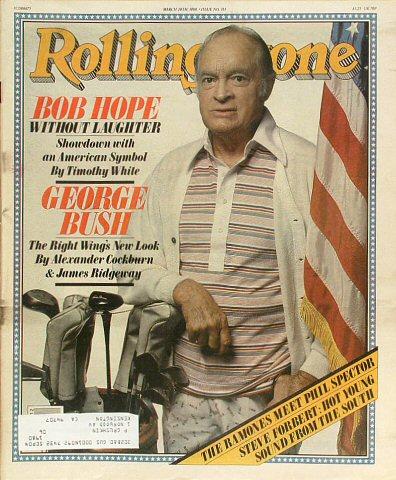 Bob HopeRolling Stone Magazine