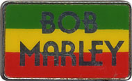 Bob Marley and the Wailers Pin