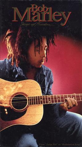 Bob Marley: Songs of Freedom CD