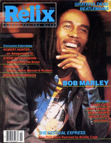 Bob MarleyMagazine