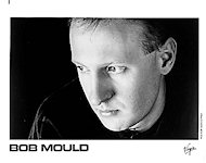 Bob Mould Promo Print