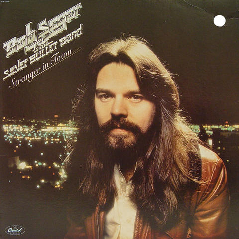 Bob Seger and The Silver Bullet Band Vinyl (Used)