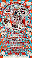 The Red, White & Blues Handbill