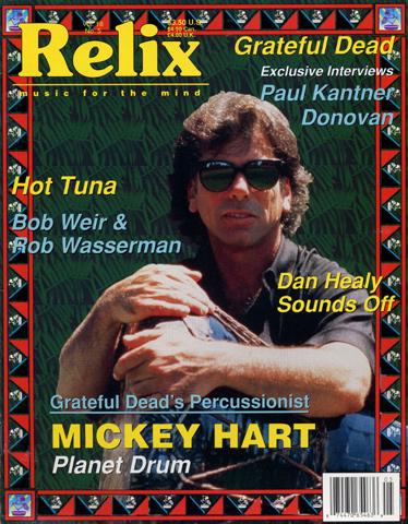 Bob WeirMagazine
