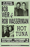 Bob Weir Poster
