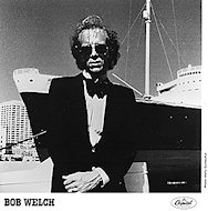 Bob Welch Promo Print