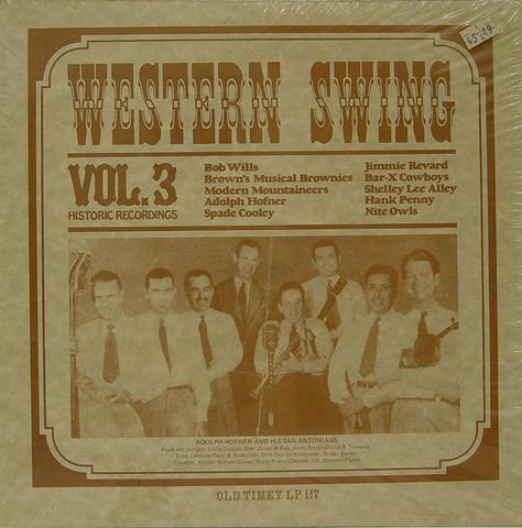 Bob Wills Vinyl (New)