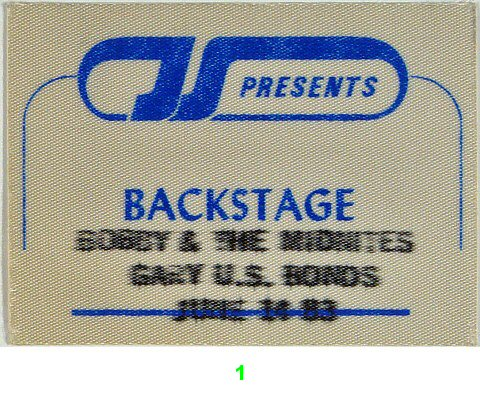 Bobby and The Midnites Backstage Pass