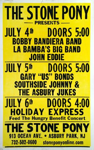 Bobby Bandiera Poster