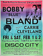 Bobby &quot;Blue&quot; Bland Poster