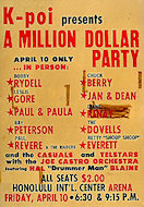 The Dovells Poster