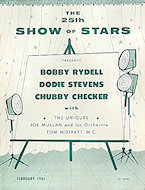Bobby Rydell Program