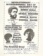 Bobby Seale Handbill