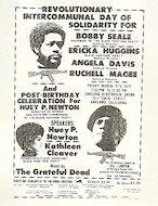 Bobby Seale Handbill