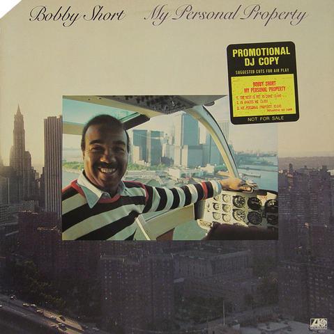 """Bobby Short Vinyl 12"""" (Used)"""