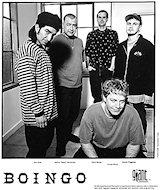 Boingo Promo Print