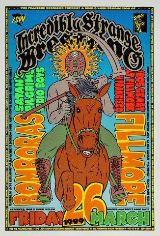 Bomboras Poster