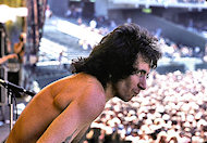 Bon Scott Fine Art Print