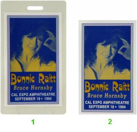 Bonnie Raitt Laminate