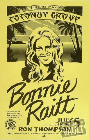 Bonnie RaittPoster