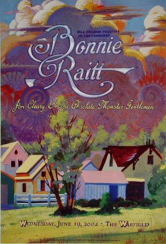 Bonnie Raitt Poster