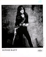 Bonnie Raitt Promo Print