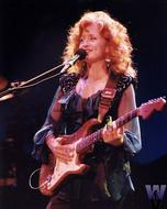 Bonnie Raitt Vintage Print