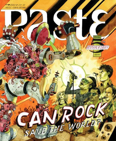 BonoPaste Magazine