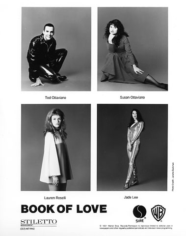 Book of Love Promo Print