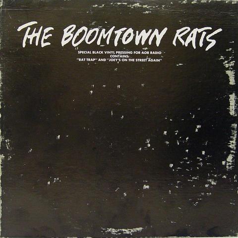 Boomtown Rats Vinyl (Used)