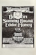 Sammy Hagar Poster