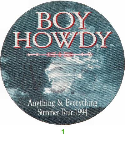 Boy HowdyBackstage Pass