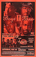 Boyz II Men Poster