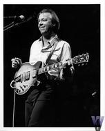 Boz Scaggs Vintage Print