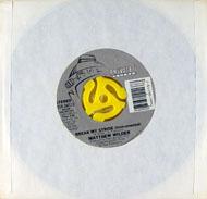 """Break My Stride Vinyl 7"""" (Used)"""