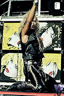 Bret Michaels Fine Art Print