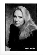 Brett Butler Promo Print