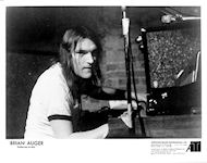 Brian Auger Promo Print