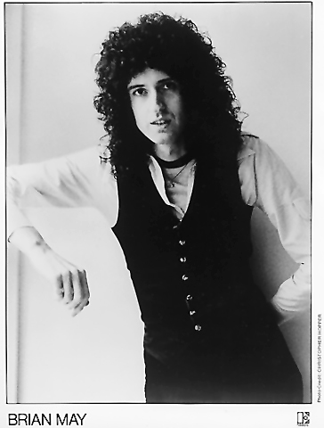 Brian MayPromo Print