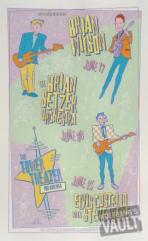 Brian WilsonPoster