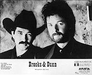 Brooks & Dunn Promo Print