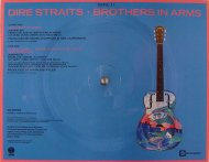 "Brothers In Arms Vinyl 7"" (Used)"