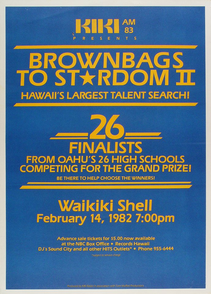 Brownbags to Stardom II Poster