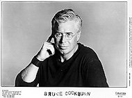 Bruce Cockburn Promo Print