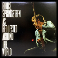 Bruce Springsteen & the E Street Band Framed Album Cover